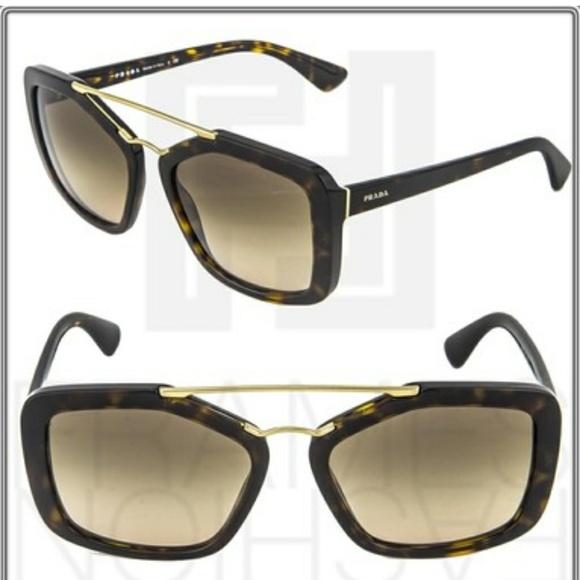 998fb8e7aef Prada Accessories - Women s Prada Cinema Sunglasses